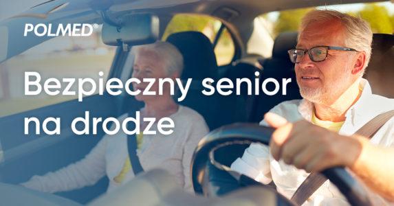 Akcja Bezpieczny Senior na Drodze