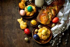 Zdrowa dieta podczas Wielkanocy